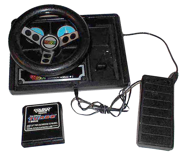 Colecovision Wheel Controller