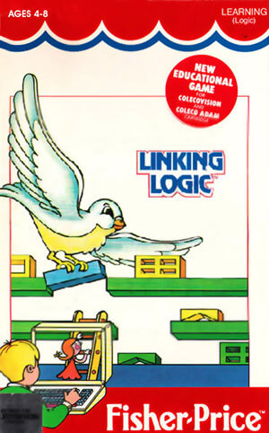 Linking Logic for Colecovision Box Art