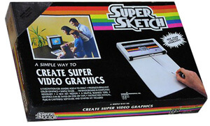 Super Sketch - Sketch Master by Practical Peripherals