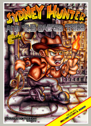 Sydney Hunter & The Sacred Tribe by Collectorvision Games
